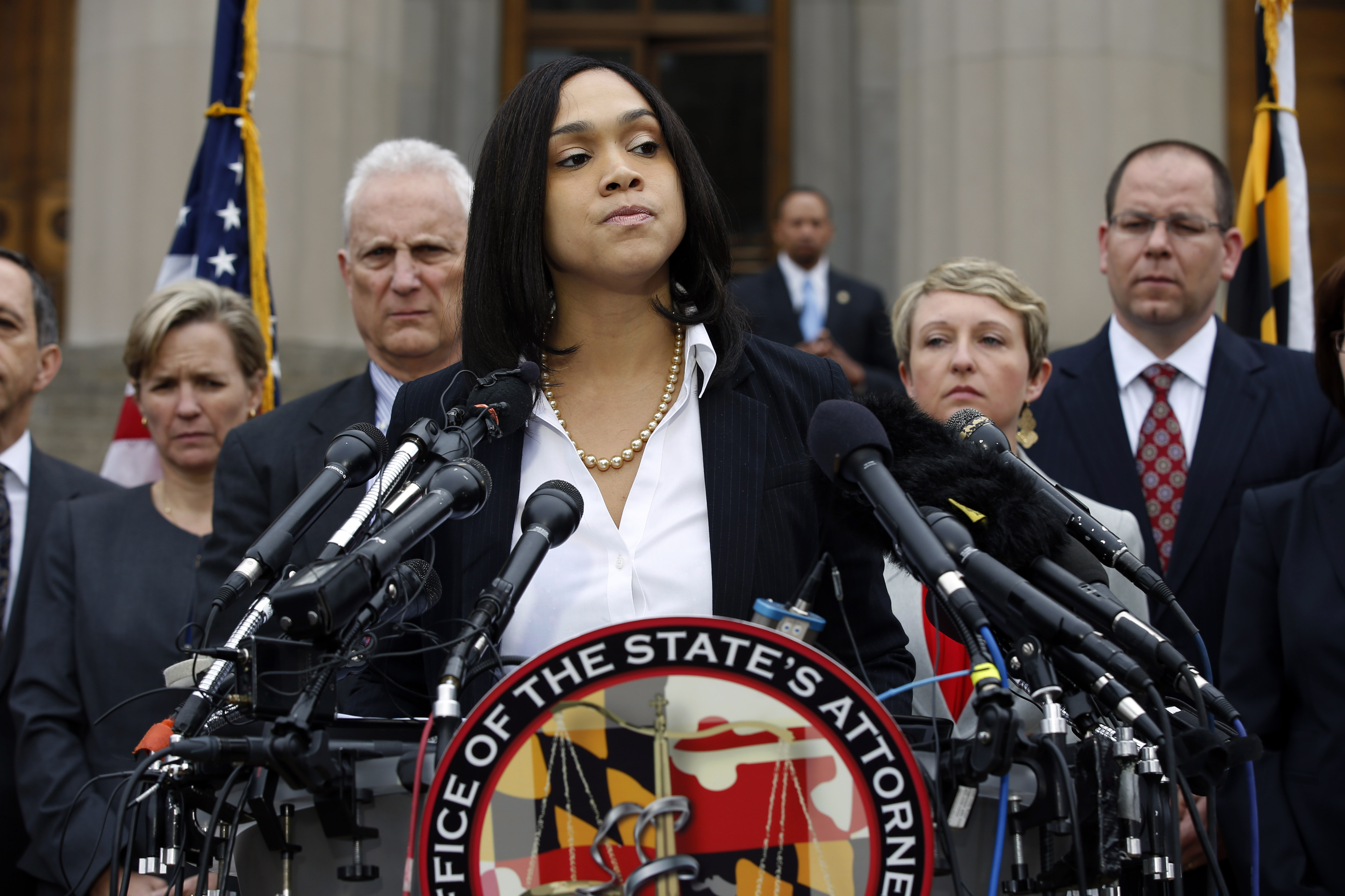 #MarilynMosby