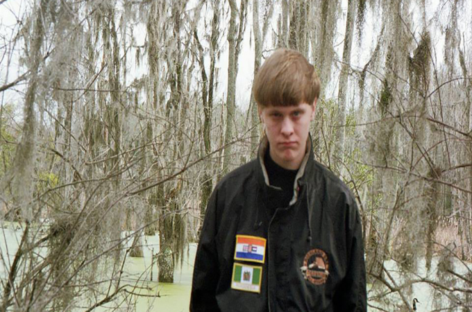#DylannRoof